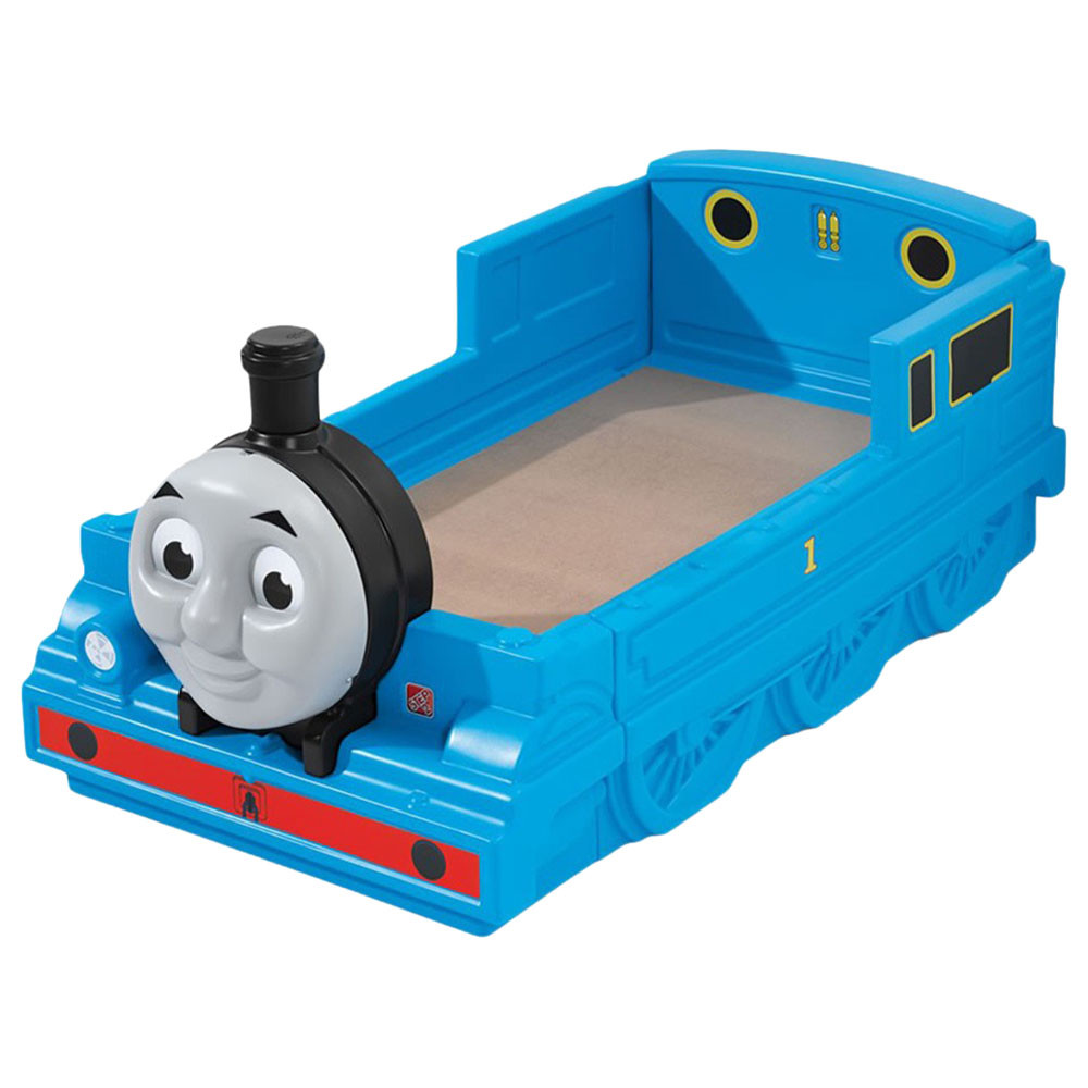 6f4db7389a0 Step2 Thomas The Tank Engine Toddler Bed