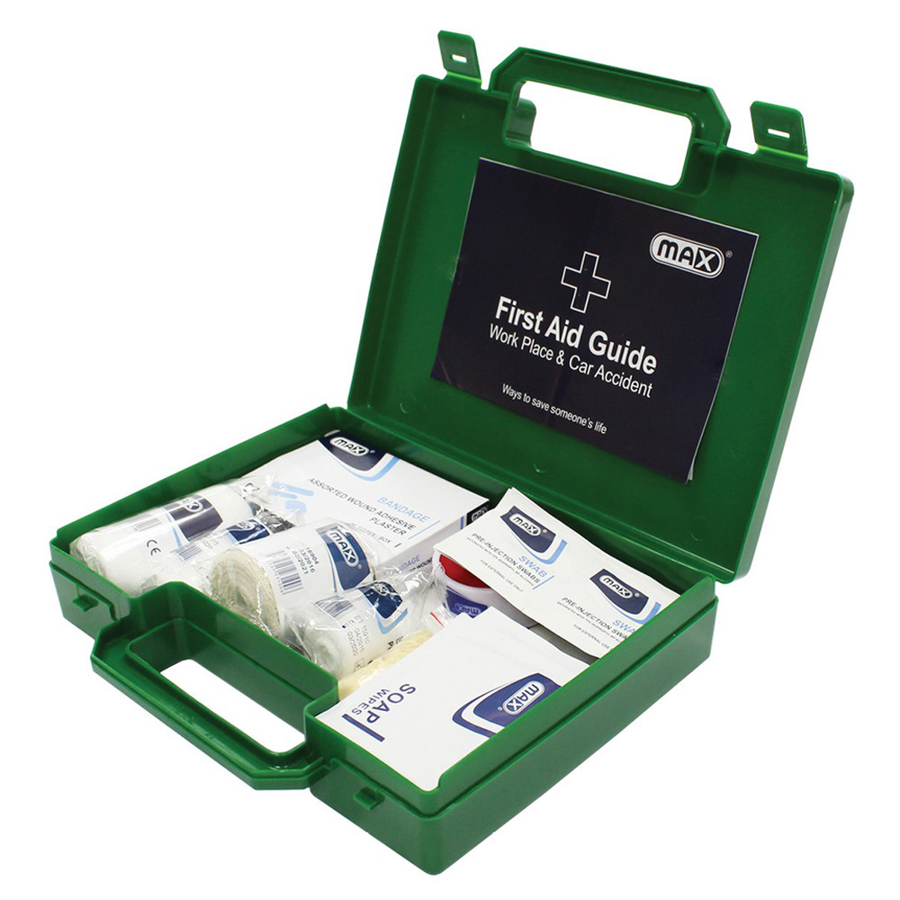 Max Medical - First Aid Kit FM20 with Contents