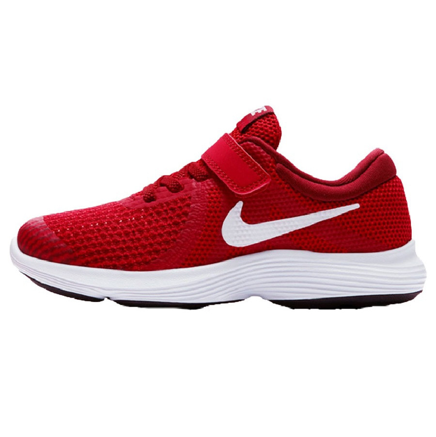7e34da4341 NIKE - Revolution 4 Toddler Velcro Shoes - Red