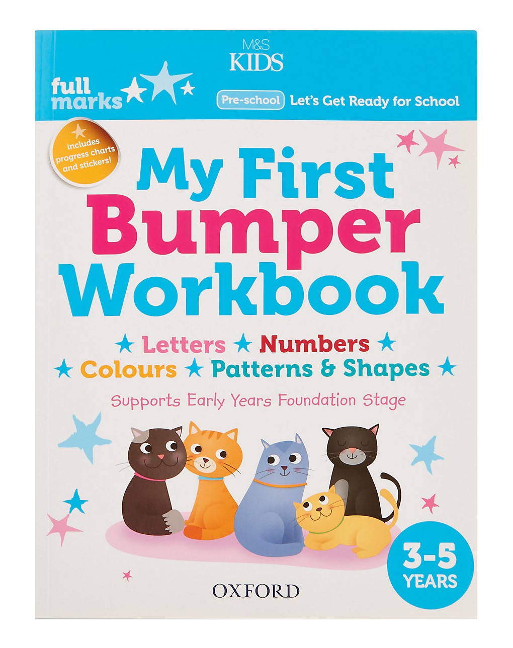 Workbooks oxford reading tree workbooks : My First Bumper Workbook (Bind Up)