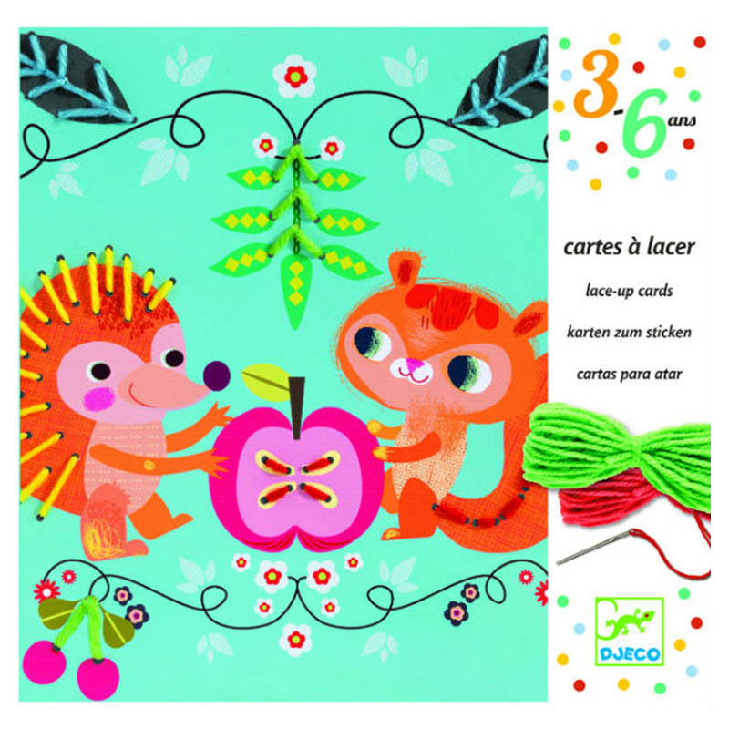 LaceUp Cards The Four Seasons