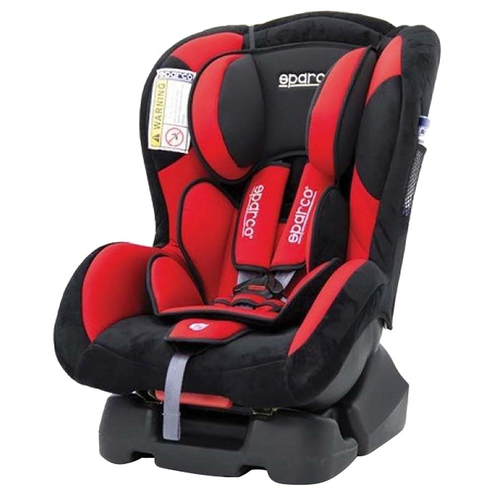 Sparco F500k Group 0 1 Carseat Red