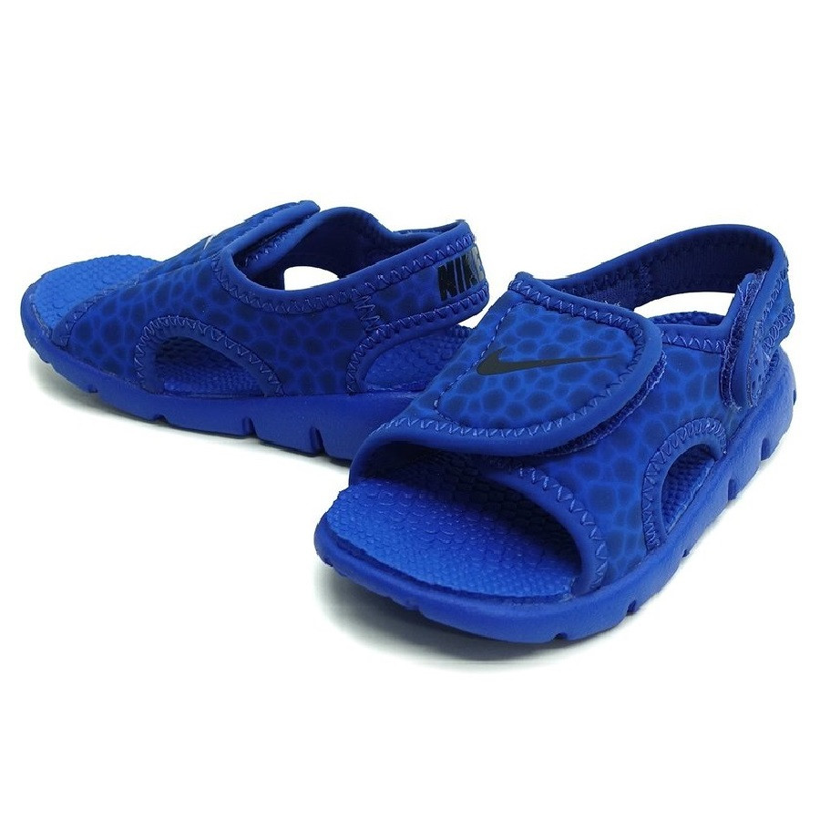 e191e03dc2c20 NIKE - Kids Sunray Adjust 4 Toddler Sandals - Blue