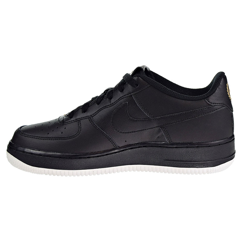 0a7df811 NIKE - Air Force 1 Grade School Shoes - Black