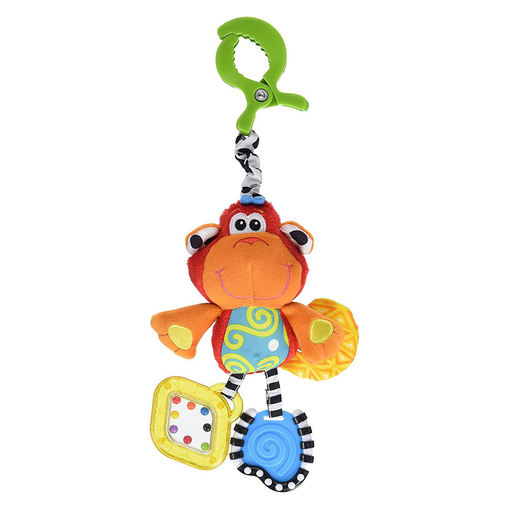 Image result for playgro dingly dangly curly the monkey