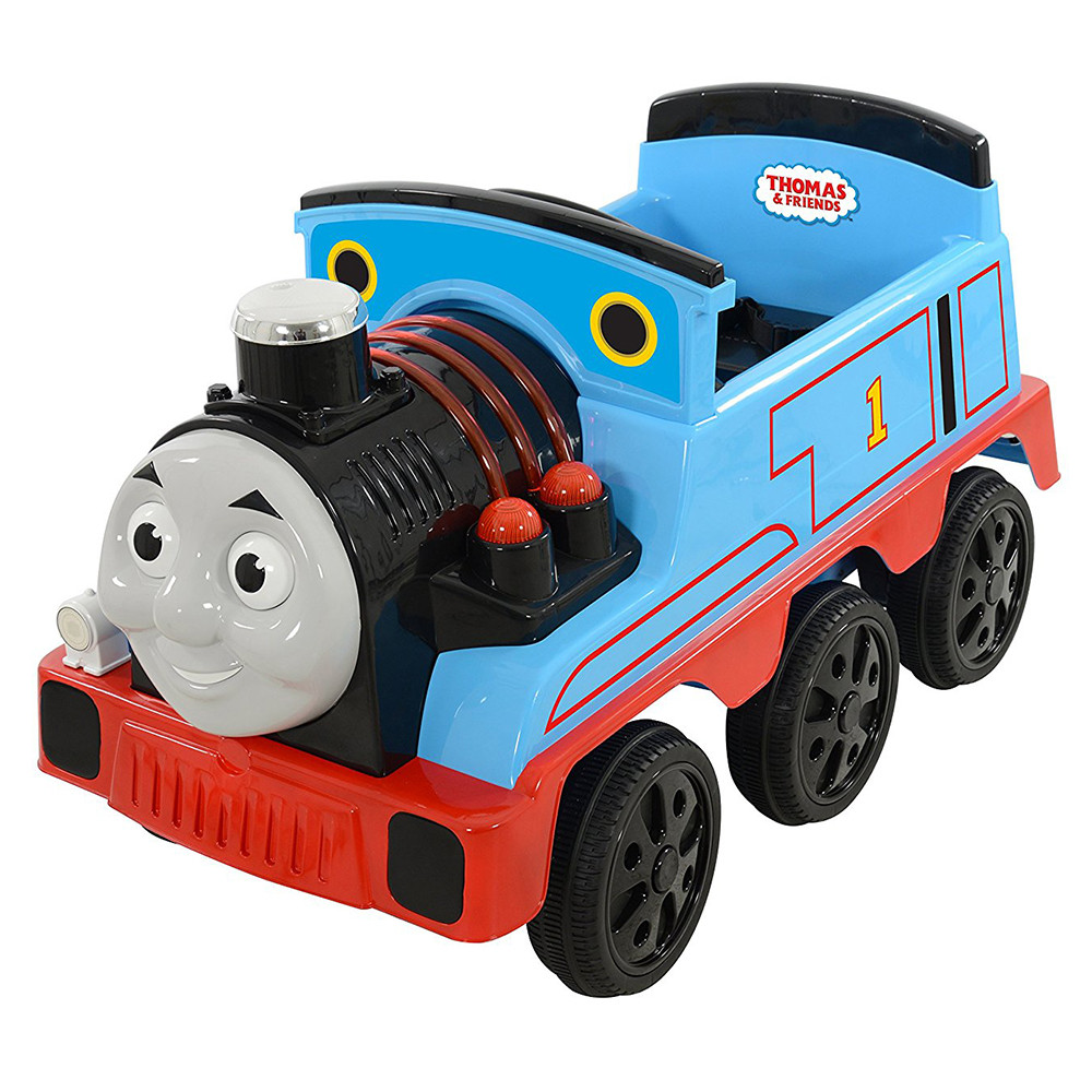 f695b1a1c00 MV Sports - Thomas & Friends Battery Operated Ride On Train