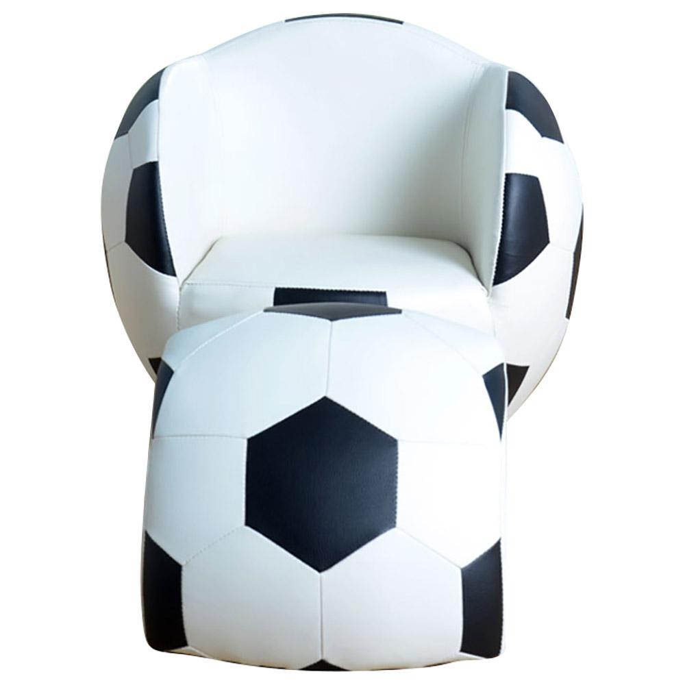 Football Kids Sofa Chair And Children