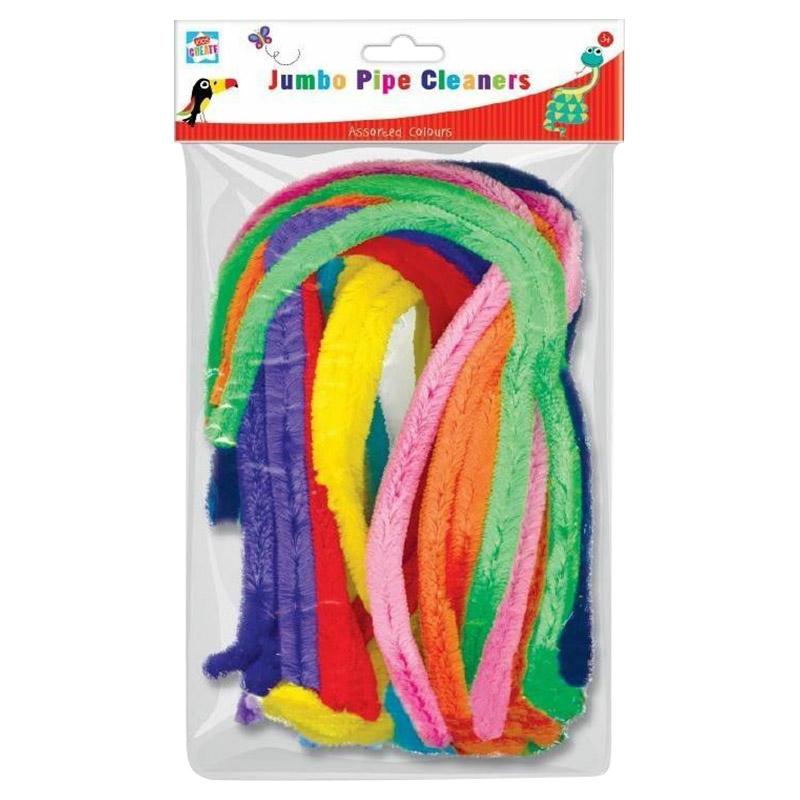 Jumbo Pipe Cleaners