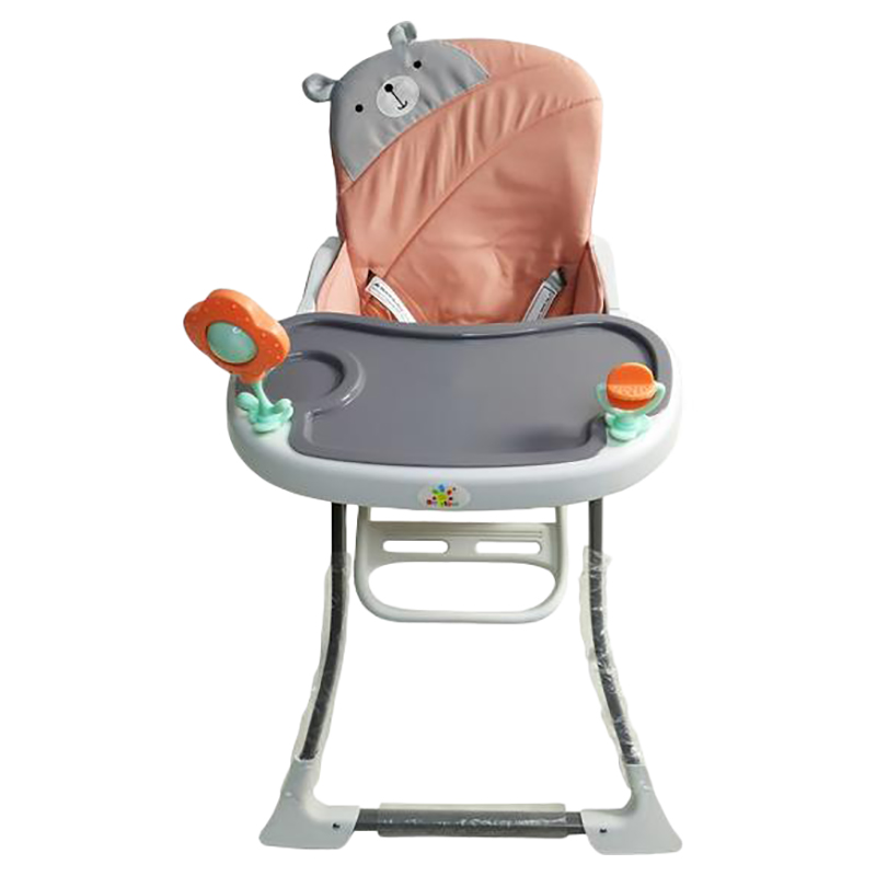 Baby Love High Chair 27 301d Pink