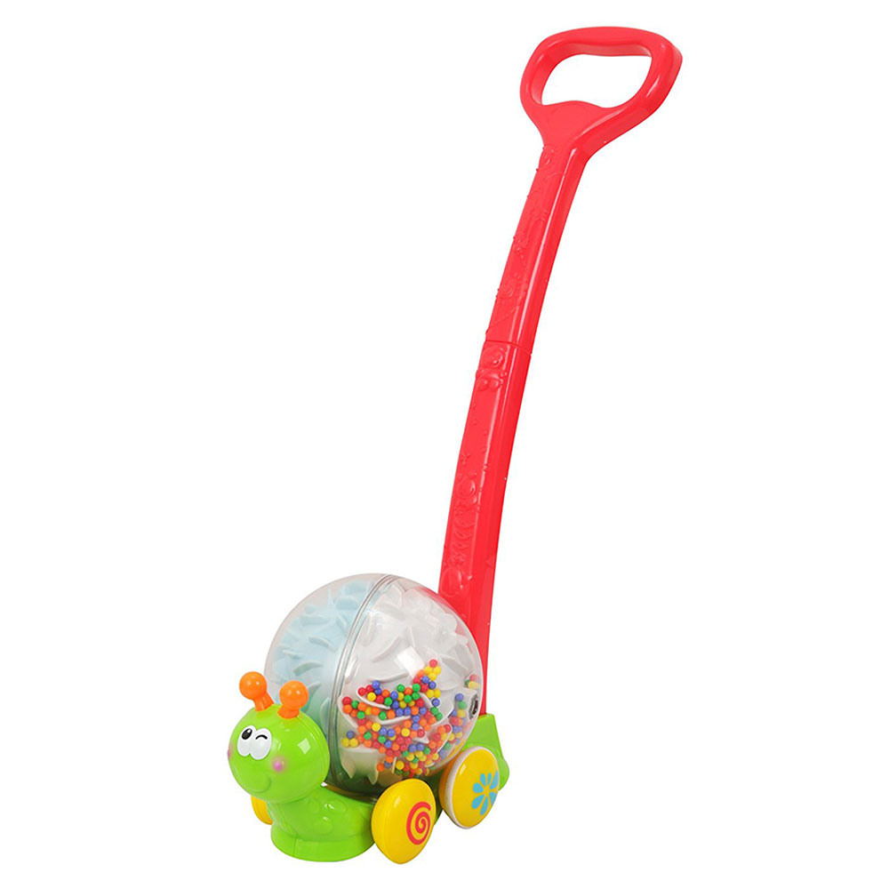 PlayGo - Push N Roll Snail