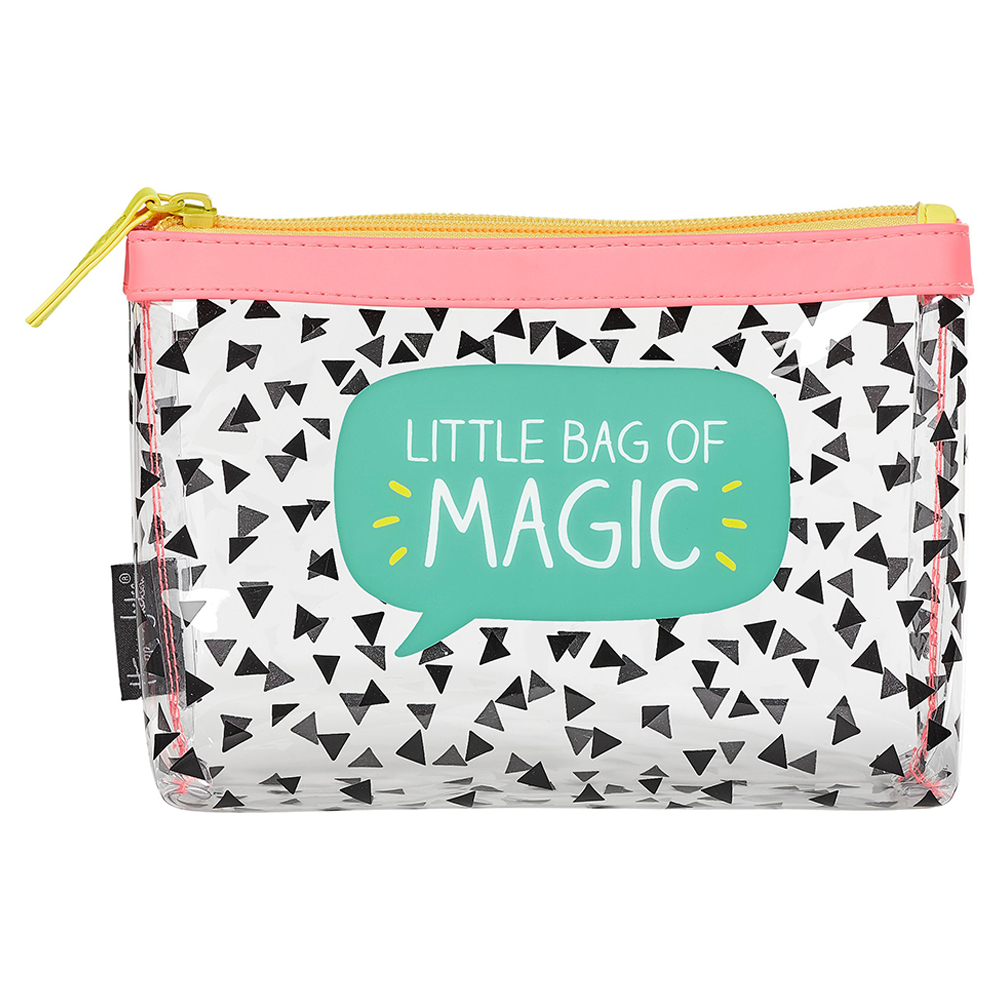 Happy Jackson Travel Essentials Toiletry Pouch Multi