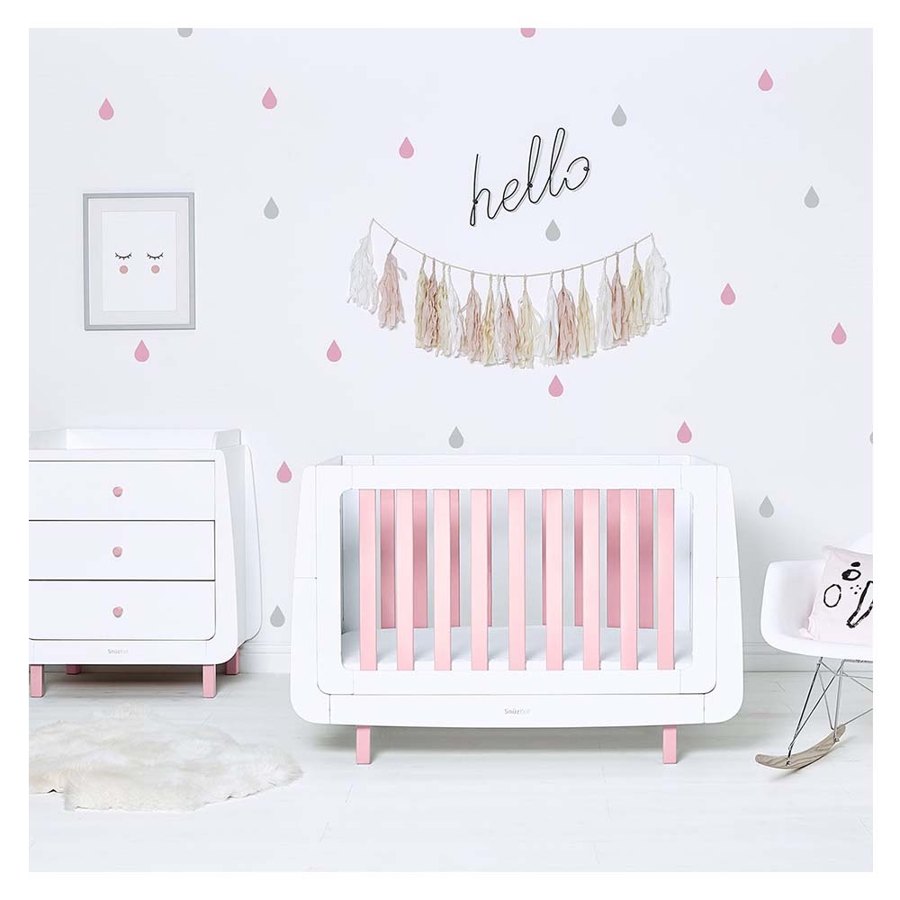 Snuz Nursery Raindrops Wall Stickers