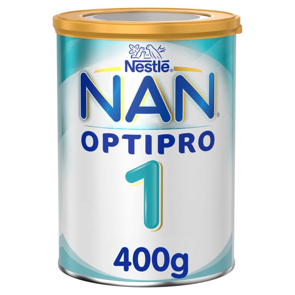 نستله حليب رضع نان أوبتيبرو مرحلة 1 0 6 شهور 400 غم