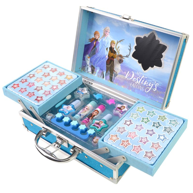 Disney Frozen Ice Castle Make-Up Case
