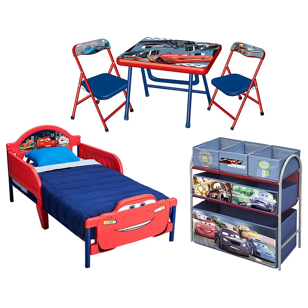 Delta Children Disney Cars Kids Bedroom Set