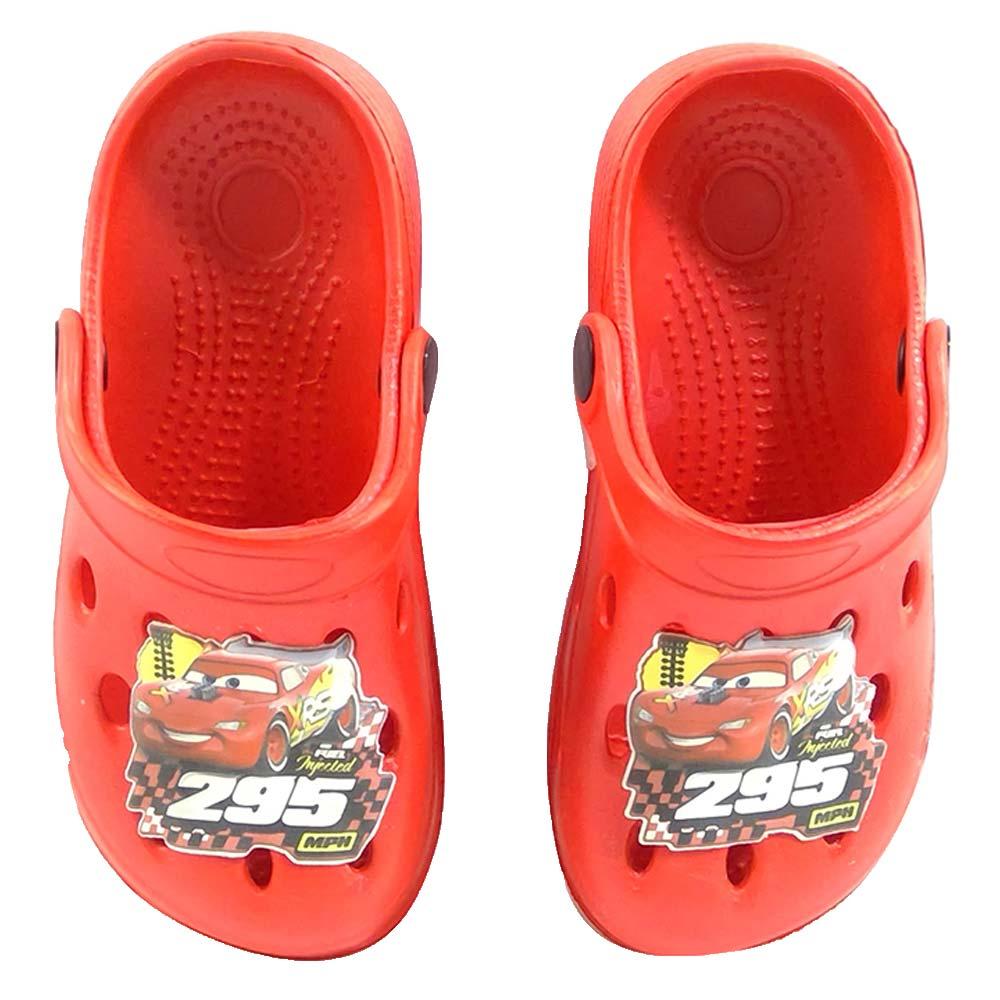 Disney - Cars Lightning Mcqueen Crocs - Red
