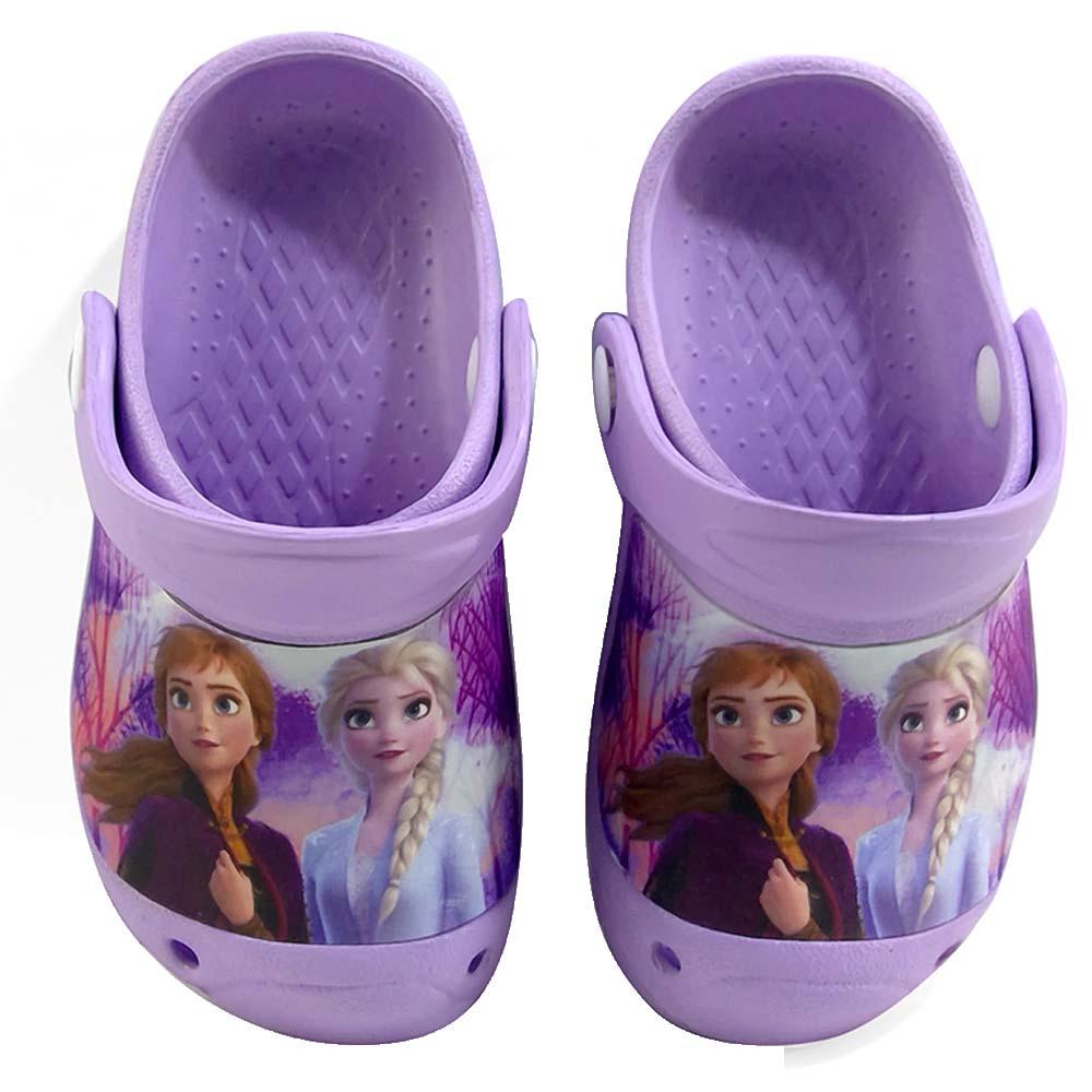 Frozen 2 Anna \u0026 Elsa Themed Girls Crocs