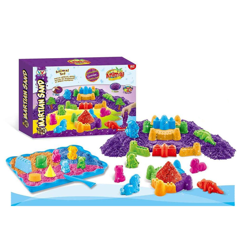Toys Pure Kids Broom Of Synthetic Hair Playset