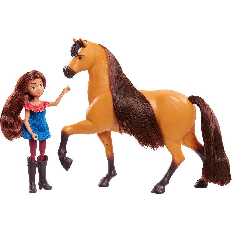 pyjamas all in one Girls SPIRIT riding free horse sleepsuit pjs 2-8yrs